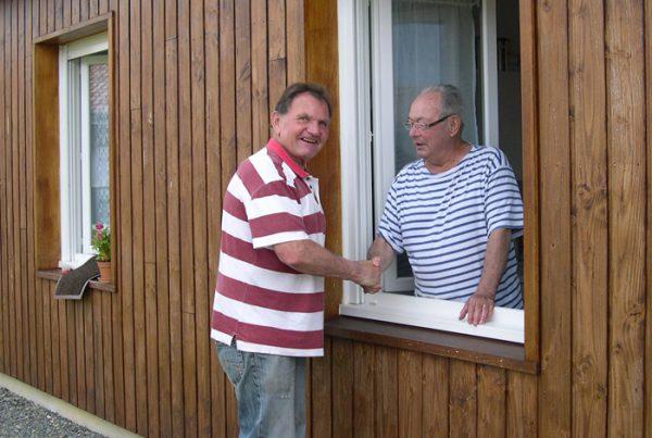 Résidence pour personnes âgées - SAS Village Seniors - Taponnat-Fleurignac